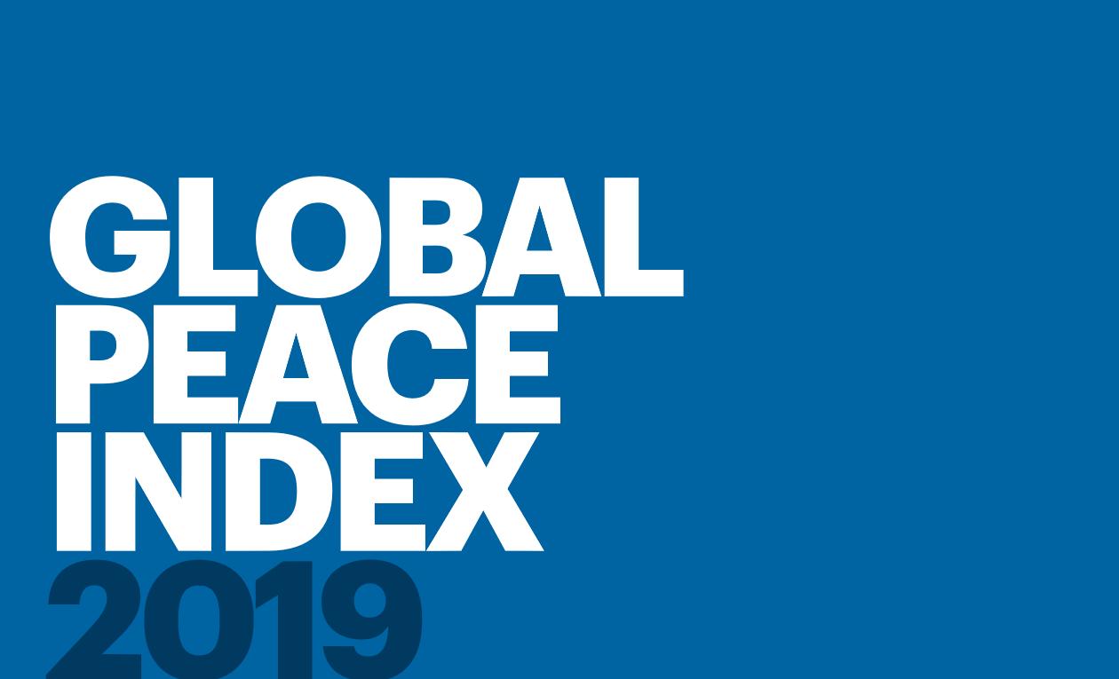 Ratingen.nachhaltig wertet den Global Peace Index 2019 aus