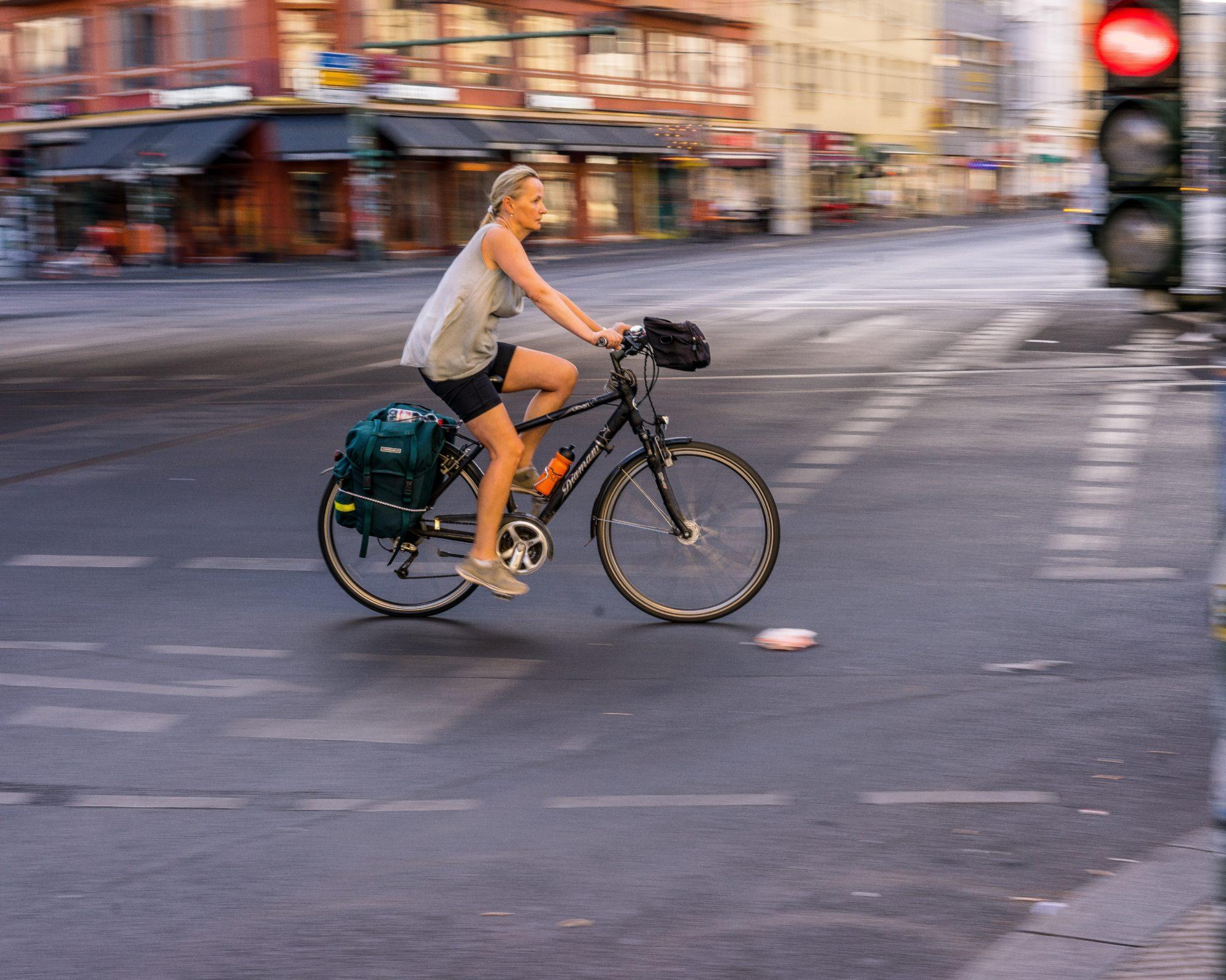 Mehr Radverkehr? Dazu brauchen wir sichere Fahradwege.