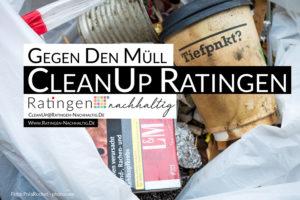 Eine gute Idee wird konkret: CleanUp-Gruppe startet in Ratingen