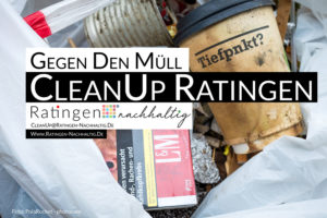 Read more about the article Eine gute Idee wird konkret: CleanUp-Gruppe startet in Ratingen