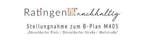 Read more about the article Stellungnahme zum Bebauungsplan M 405 (Wallhöfe)