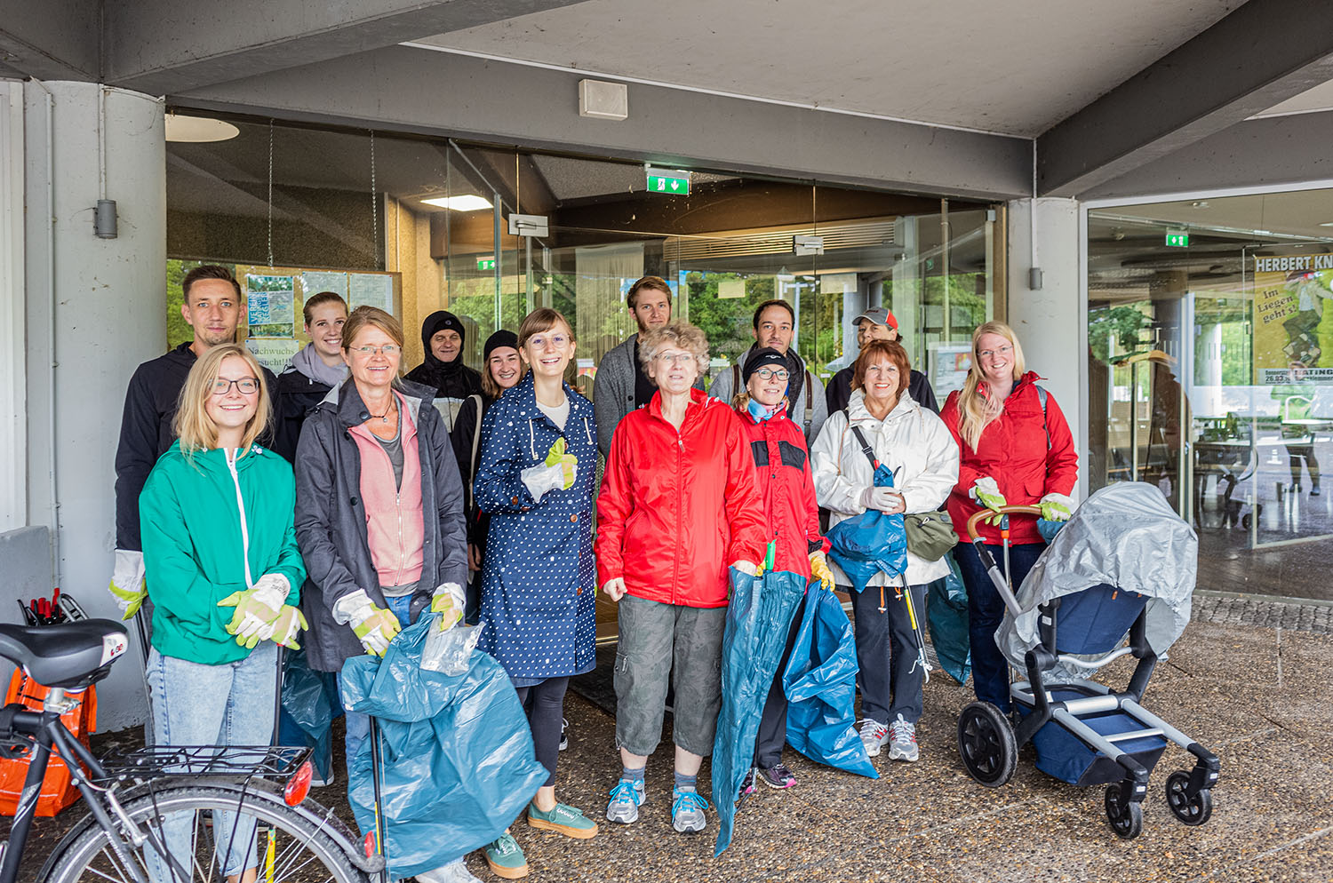 Nachlese – 2. CleanUp Ratingen am 18. August 2019 in der Innenstadt
