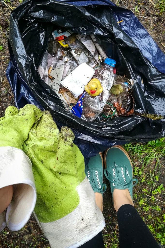 Ratingen.nachhaltig organisierte im August 2019 den zweiten CleanUp Ratingen