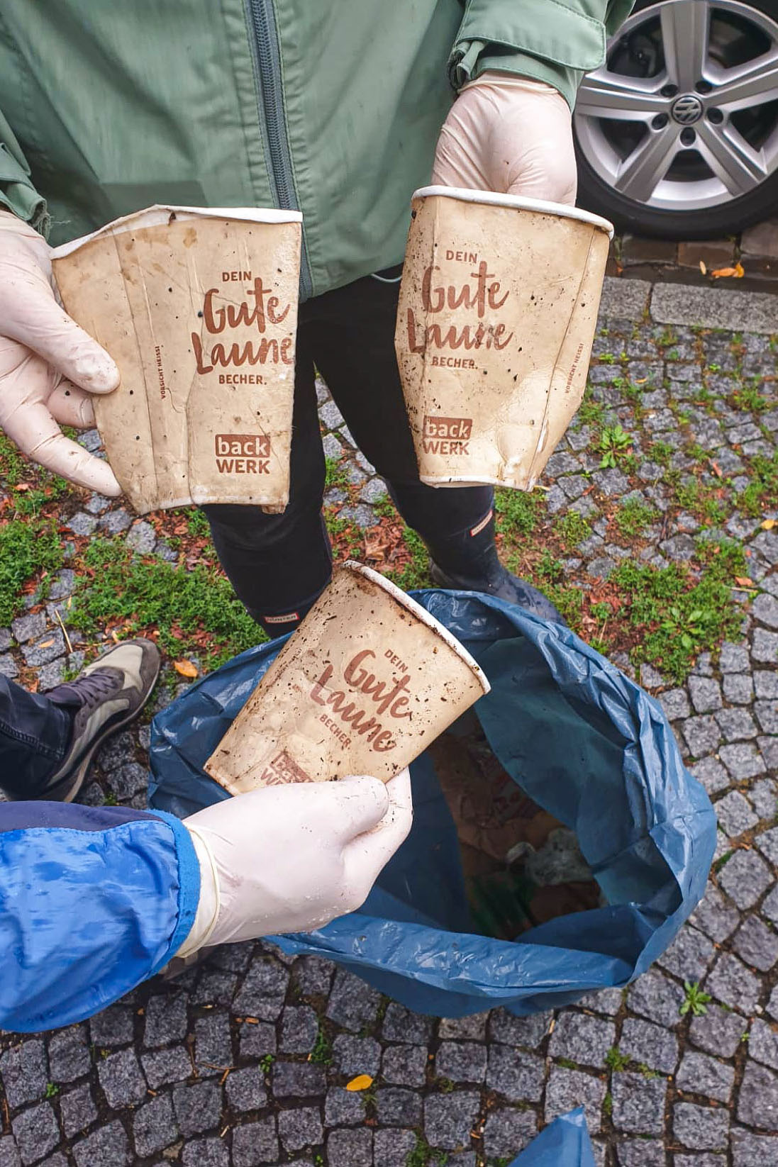 Read more about the article CleanUp Ratingen feat. Dreck-Weg-Tag