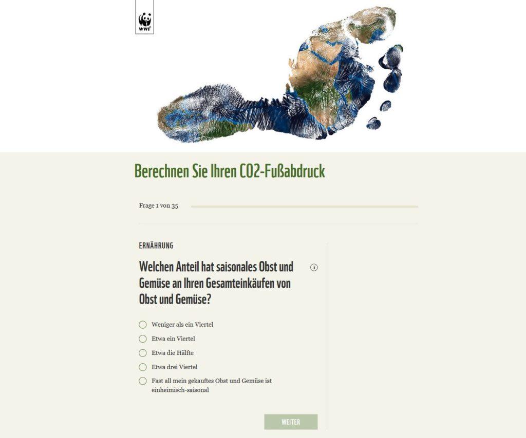 Ratingen.nachhaltig stellt den CO2-Rechner vom Umweltbundesamt (UBA) vor