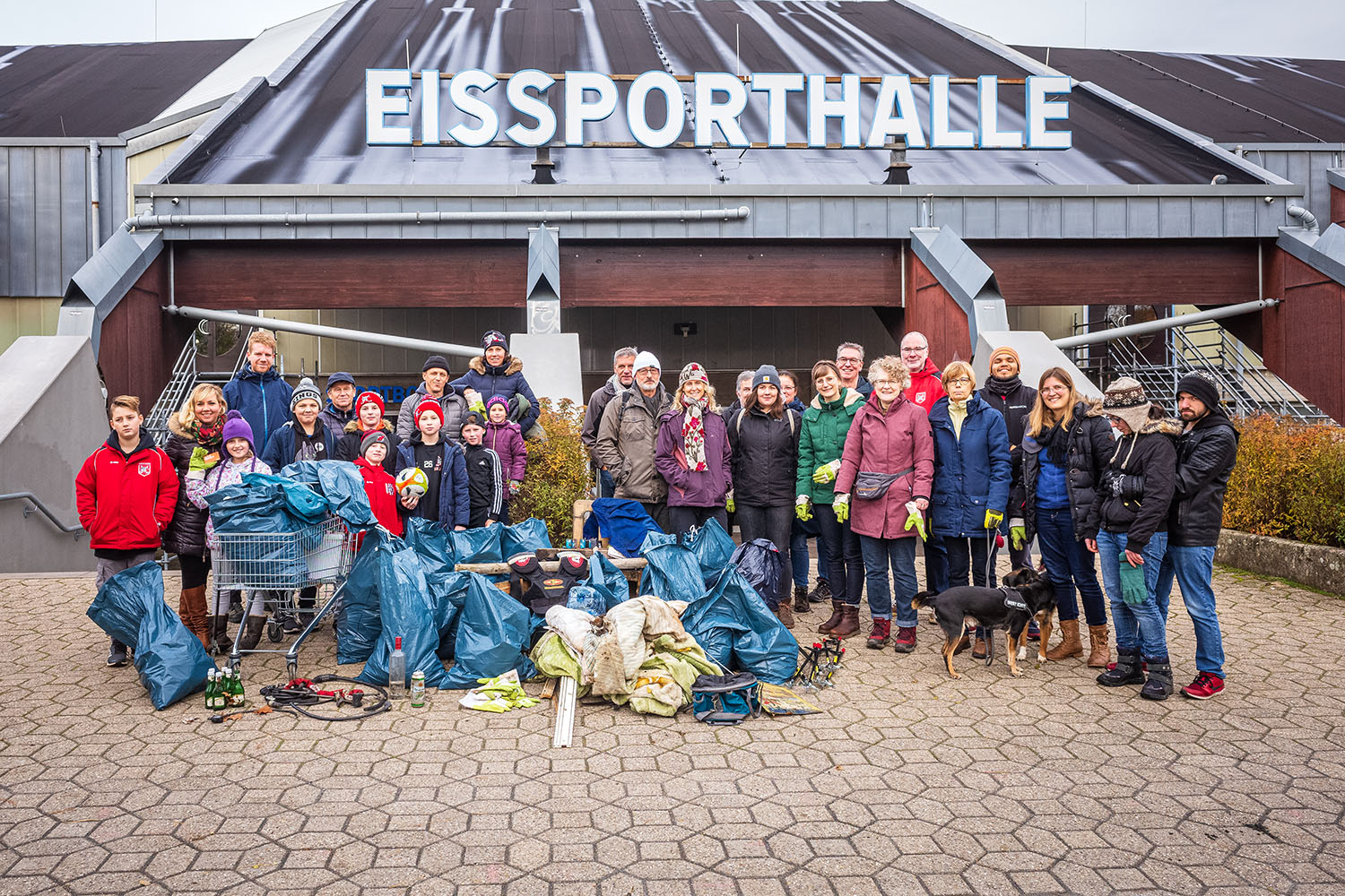 Bericht vom CleanUp November