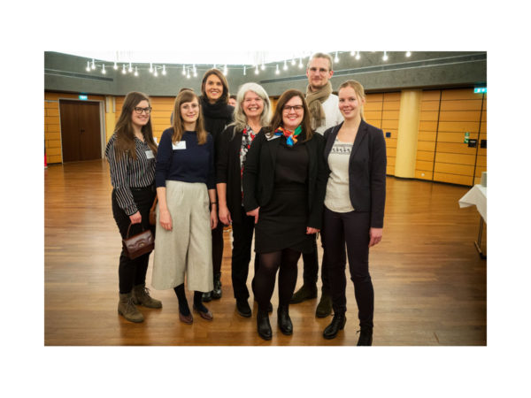 Ratingen.nachhaltig beim Neujahrsempfang des Bürgermeisters in der Ratinger Stadthalle 2020