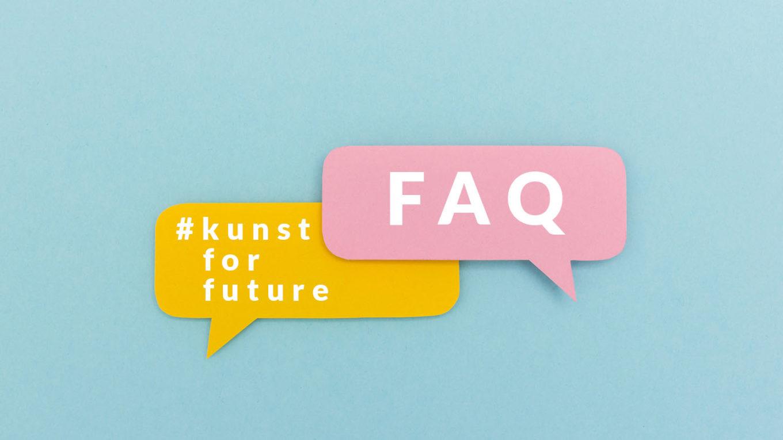 FAQ des Zukunftskunst-Wettbewerbs #kunstforfuture von Ratingen.nachhaltig