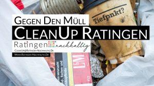 CleanUp Ratingen feiert Jubiläum