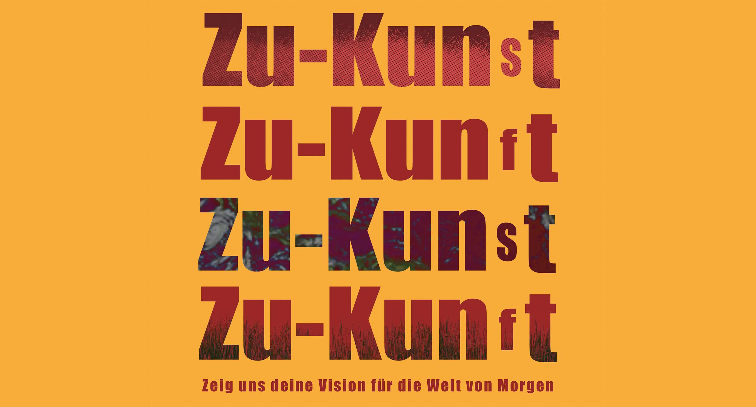 Ausstellung zum Zukunftskunst-Wettbewerb #kunstforfuture vom 06.09. – 25.10.2020