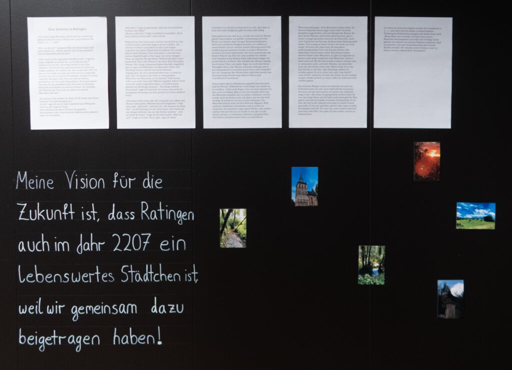 Das Werk von Julian Seidel im Rahmen des Zukunftskunst-Wettbewerbs #kunstforfuture 2020. Das Werk ist bis zum 25. Oktober 2020 im LVR-Industriemuseum Haus Cromford in Ratingen zu sehen. Der Wettbewerb findet im Rahmen des Jugendkulturjahrs 2020 der Stadt Ratingen statt. Die Rechte liegen bei dem Autor/ der Autorin.
